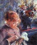 Les travaux d'aiguille en peinture (1)