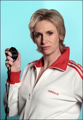 Quel est le prénom de cette femme, entraineur des cheerleaders et rivale de Will Shuester ?