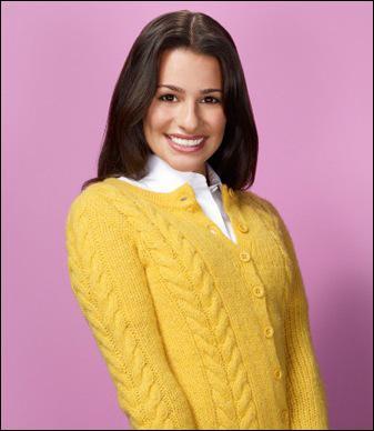 Quel est le nom de cette fille, membre très douée du Glee club ?