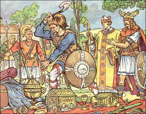 Qu'est-ce que le vase de Soissons ?