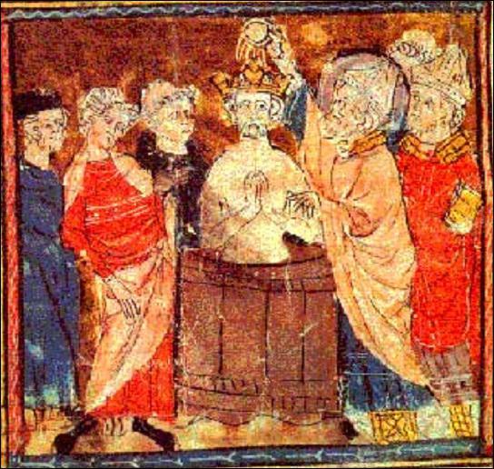 Que sait-on du baptême de Clovis ? (plusieurs bonnes réponses)
