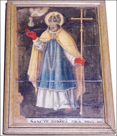 Parmi les proches de Clovis, qui est devenu saint et entré par la suite au calendrier ? (plusieurs bonnes réponses)