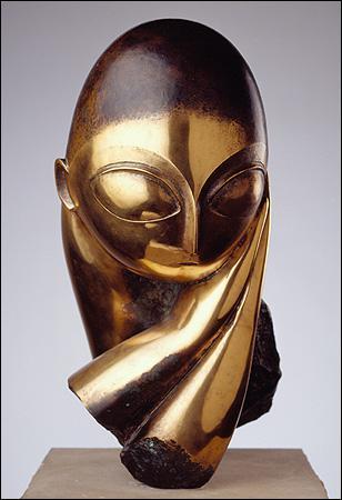 Ayant comme modèle une jeune fille hongroise, cette sculpture s'appelle...