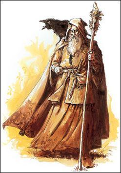 Quel est le seul Istari dans le Seigneur des anneaux à avoir aidé Gandalf (le Gris) ?