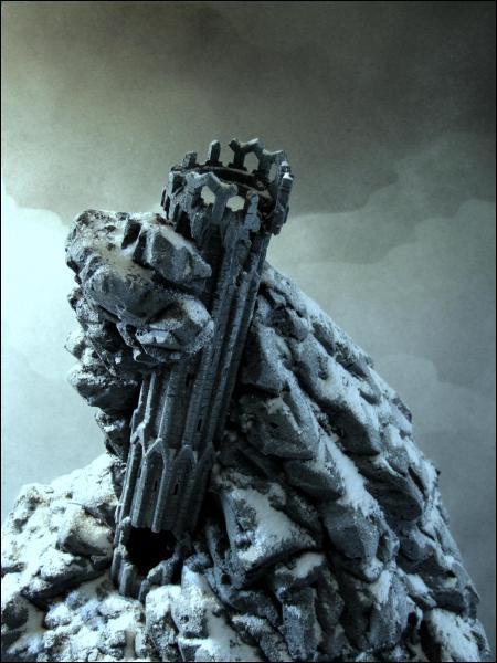 Sur quel sommet Gandalf battit le balrog appelé le Fléau de Durin