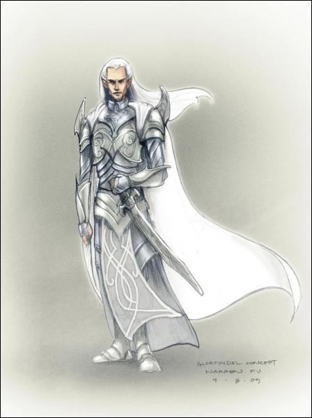 Qui sauva réellement Frodon en l'amenant à FONDCOMBE sur son cheval après le désastre du Mont Venteux ?