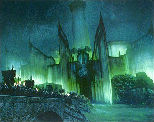 Quel est le nom originel de Minas Morgul ?