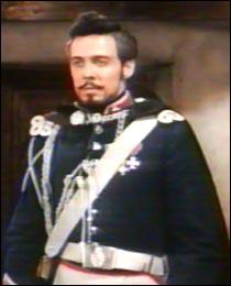 Quel est le prénom du capitaine Monastorio, commandant le cartel de Los Angeles, qui finira par démasquer Zorro mais ne sera pas cru ?