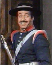 Quel est le nom du caporal adjoint du sergent Garcia, qui a l'habitude d'obéir aux ordres sans chercher à les comprendre ?