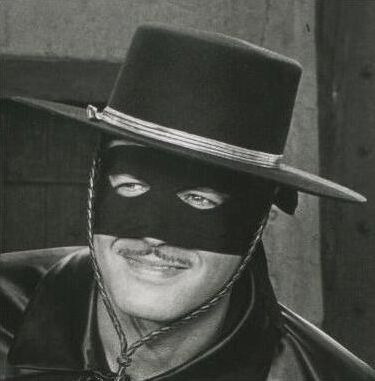 Z comme : Zorro