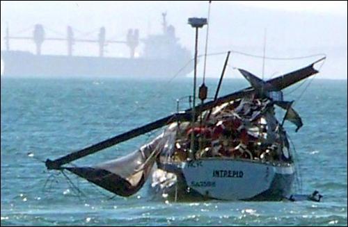 Ce bateau a été détruit :
