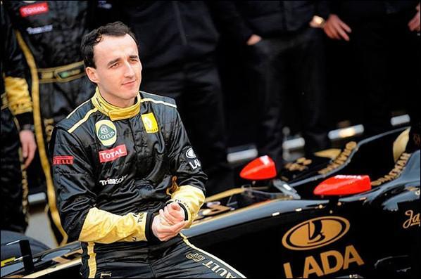 Pour que Kubica se remette de son accident au plus vite :