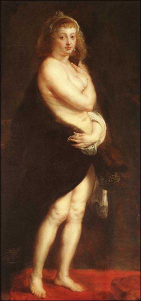 Qui a peint cette Vénus enveloppée de fourrure ?
