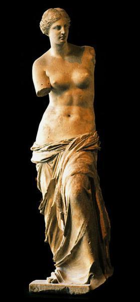 Qui a sculpté la 'Vénus de Milo' ?