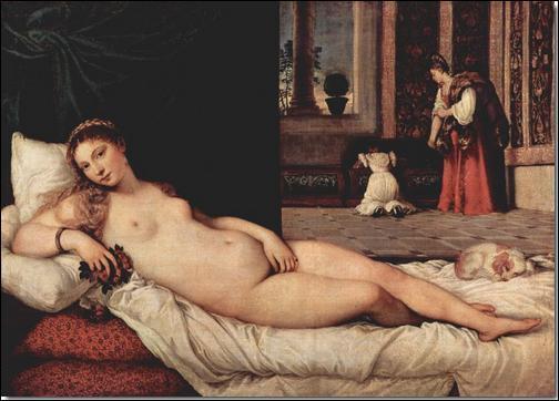 Qui a peint la Vénus d'Urbino ?