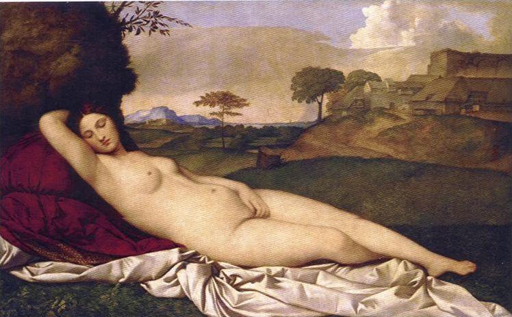 Vénus, la muse des artistes