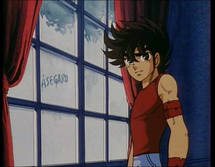 De qui Seiya est-il amoureux (au début) ?