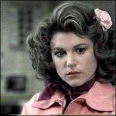 Quelle actrice jouait le rôle de Marty, la « coureuse » du groupe ?