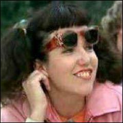 Quelle actrice jouait le rôle de Jan, jeune fille brune amatrice de sucreries ?
