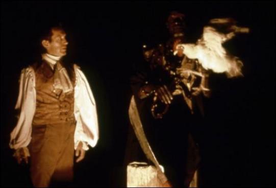 Dans ce film, son personnage se nomme Jean François de la Plaine ...