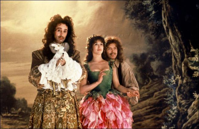 Dans ce film, son personnage se nomme Molière ...
