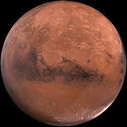 Avec les moyens humains actuels, en combien de temps un homme pourrait-il se rendre sur Mars ?