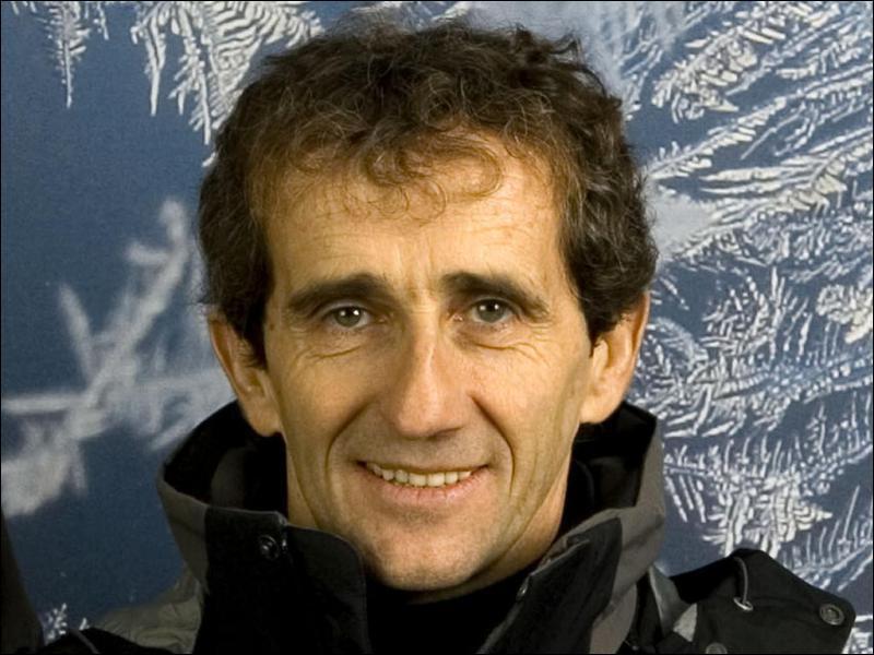 Combien de titres de champion du monde de F1 a remporté Alain Prost ?