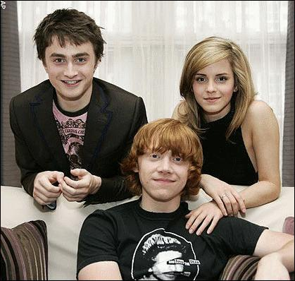 Quels sont les rôles de ces acteurs dans 'Harry Potter' ?