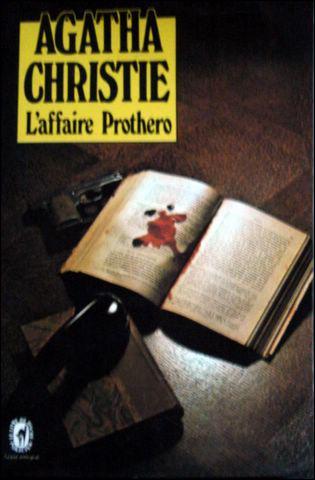 J'ai résolu l'affaire Protheroe.