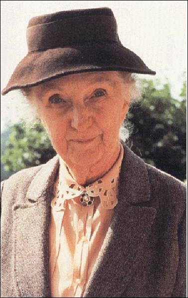 Quel est le prénom de Miss Marple ?