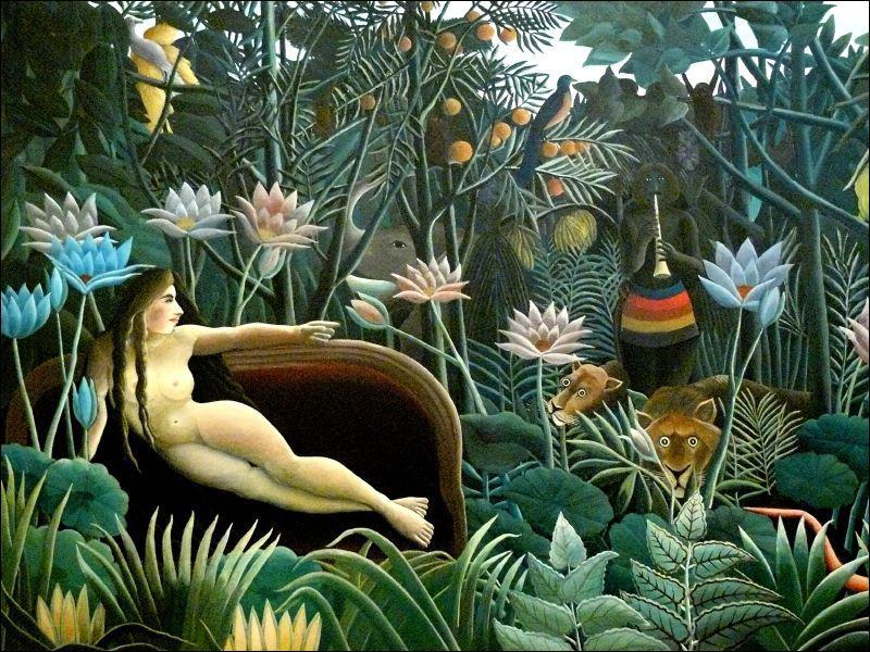 Où se trouve 'Le rêve' du Douanier Rousseau ?
