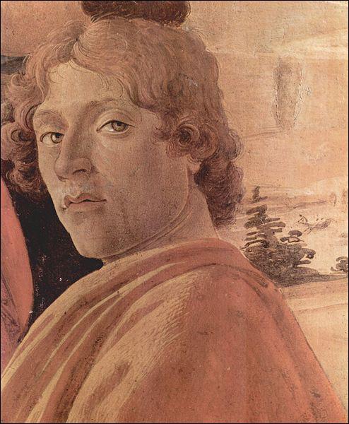 Quels futurs grands artistes sont apprentis dans le même atelier que Léonard ?