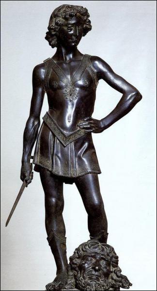 Pourquoi ce «David» est-il resté célèbre ?