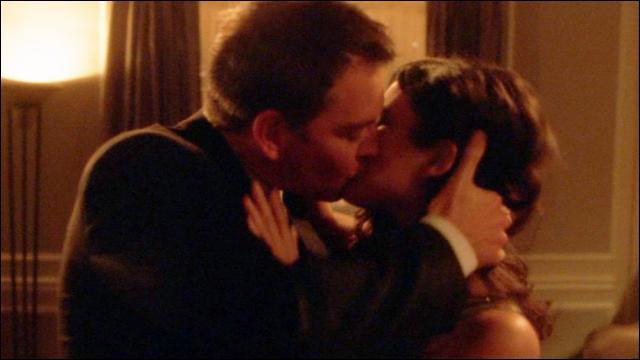 Quand Tony et Ziva se sont-ils embrassés vraiment et amoureusement ?