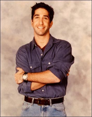 Quand il était petit, Ross aimait se déguiser en :
