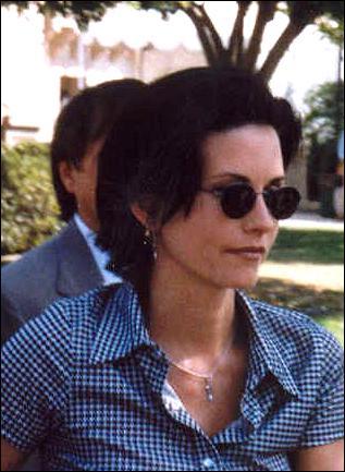 Quelle actrice joue le rôle de Monica Geller ?