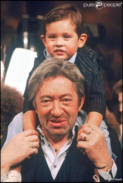 Après avoir connu beaucoup de femmes, Gainsbourg termina sa vie auprès ---------------- dont il eut un fils : Lulu.