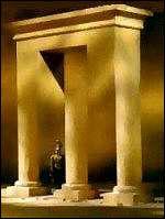 Combien de colonnes voit-on ?
