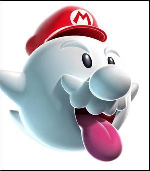 Que peut faire  Mario Boo  ?