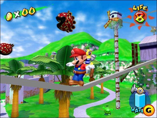 Dans quelle galaxie Mario se trouve-t-il ?