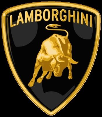 Le logo de Lamborghini est un taureau car...