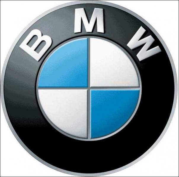 La Bayerische Motoren Werke est aussi appelée BMW. Que représente son logo ?
