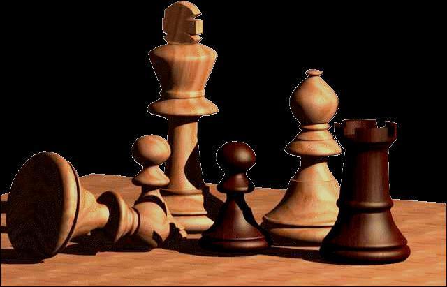 Aux échecs, quelle pièce ne peut se déplacer qu'en diagonale ?
