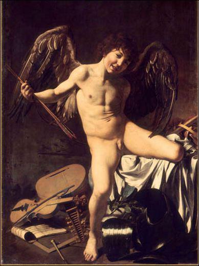 Quel est le nom de ce célèbre tableau du Caravage ?