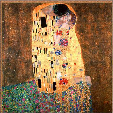 Quel est le nom de ce célèbre tableau de Gustav Klimt ?