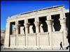 Dendérah était la capitale du VIe nome de Haute-Égypte mais elle tient surtout sa notoriété de la déesse...