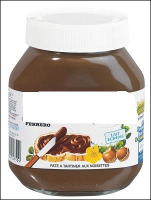 Sauriez-vous reconnaître ce produit de la marque Ferrero ?