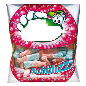 Sauriez-vous reconnaître cette marque de bonbon ?