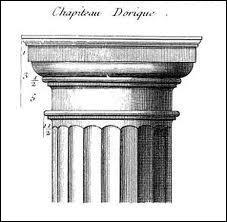 Dans quel ordre est fabriquée cette colonne ?