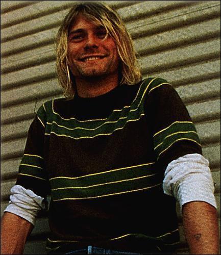 Comment le chanteur de Nirvana s'appelle-t-il ?